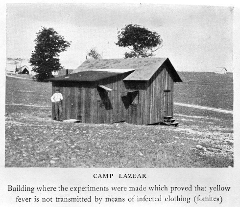 Camp_Lazear_Walter_Reed_portrait_yellow_fever_bizarre_extreme_science_museum_cooley_6