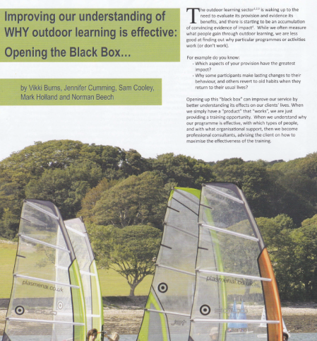 Sam-cooley-horizon-magazine-outdoor-learning-therapy-effectivness-research-psychology-experiential